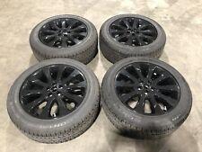 """19"""" Freelander Wheels And Tyres Ultimate Black"""