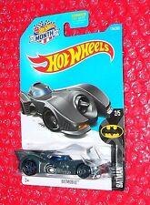 2017 Hot Wheels Batmobile  #134 FCC14-D9WMT  MONTH  Batman