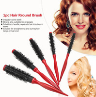 Women Round Hair Care Brush Hairbrush Salon Styling Dressing Curling Comb