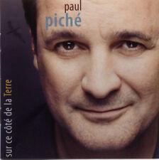 Paul Piché - Sur Ce Côté De La Terre (CD, 2009, Audiogram)