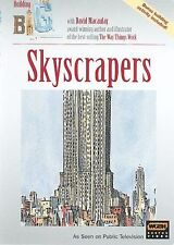 Building Big Skyscrapers (DVD, 2004) Educational