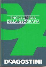 ENCICLOPEDIA DELLA GEOGRAFIA - AA.VV.   DEAGOSTINI