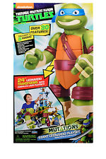 "Teenage Mutant Ninja Turtles Mutations 24"" Giant Leonardo Playset"