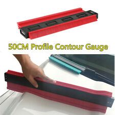 50CM For Car Metal Sheet Repair Irregular Shape Contour Duplicator Profile Gauge
