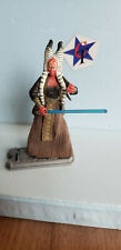 Star Wars Action Figure Disney Jedi Master Shaak Ti with lightsaber, 2005