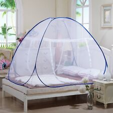 Mosquito net Bed net double door double open pop up Automatic Portable canopy