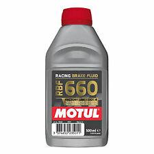 MOTUL RBF 660 - LIQUIDO DE FRENOS DE COMPETICIÓN 0,5L