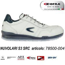 Scarpa antinfortunistica Cofra NUVOLARI S3 SRC scarpa lavoro idrorepellente