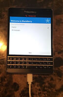 blackberry passport in good shape at&t network lock