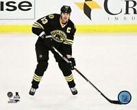 "Zdeno Chara Boston Bruins NHL Action Photo (Size: 8"" x 10"")"