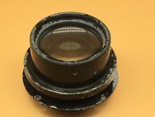"Dallmeyer Aerial Reconnaissance Lens 8"" (203mm) f2.9 - READ CAREFULLY"