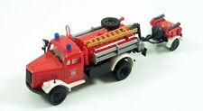 Roco 1337 Firefighters of Fire Salzburg Opel Blitz Tlf 15 Box Original Ho 1:87