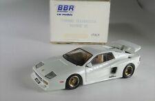 "ultra rare BBR 02B Ferrari Testarossa ""Koenig"" 1985 white 1:43 n amr ilario heco"