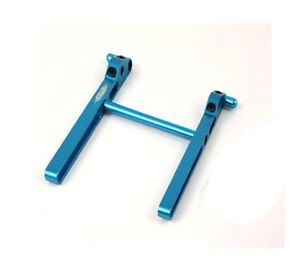 YA-0195BU Light Blue Colour Alloy Material Stick Transmitter RC Stand