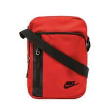 Nike Tech Small Bag Unisex Adjustable Red Crossbody Shoulder Pack NEW NWT