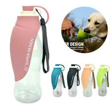 Portable Pet Dog Water Bottle for Dogs Cats Travel Puppy Drinking Bowl Outdoor