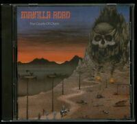 Manilla Road Courts Of Chaos CD new
