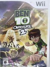 Ben 10: Omniverse 2 (Nintendo Wii, 2013)