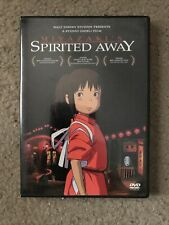 Spirited Away (Dvd, 2003, 2-Disc Set)