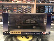 Vanguards Ford Fiesta XR2 Mk1 Black LHD 1/43 MIB Ltd Ed VA12508B