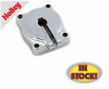 Holley Chrome Accelerator Pump Cover 50cc - 34-505