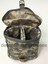 NEW USGI Padded Large Utility Pouch ACU IFAK MOLLE First Aid Pouch w/ 2 Inserts
