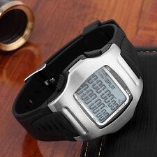 Soccer Referee Timer Sports Match Game Wrist Watch Football Chronograph HR