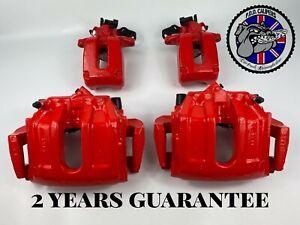 GENUINE AUDI TT MK1 3.2  FRONT REAR calipers FULL SET  2003-2006 EXCHANGE