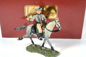 """Britain 17486 American Civil War """"Confederate Cavalry Private #6"""" 54mm Miniature"""