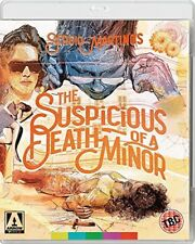 The Suspicious Death Of A Minor (Blu-ray)