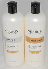 NEXXUS - 2 pc Oil Infinite Shampoo & Conditioner 25 oz Babassu & Marula Oil *NEW
