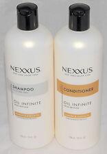 NEXXUS - 2 pc Oil Infinite Shampoo & Conditioner 25 oz Babassu & Marula Oil *NEW