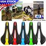 Soft Gel Mountain Bike Saddle Comfort Bicycle Cycling Seat Air Cushion Pad USA