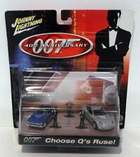 Johnny Lightning appx 1/64 Scale 222-08 - 007 40th Anniversary - Choose Q's Ruse