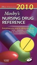 # SHIPS DAILY LIKE NEW #  W/CD Mosby's 2010 Nursing Drug Reference Skidmore-Roth