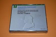 Haendel & Mozart-Messiah/Michael Corboz/ERATO 1990/GERMANY/2cd Box New