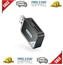 2in1 USB 3.0 Portable Card Reader for SDXC, SDHC, SD, MMC, RSMMC,Micro SD