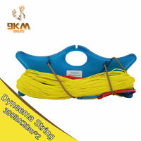 Stunt Kite Line Set Dyneema String 390lbX20m*2 Dual Lines Control Power Kiting
