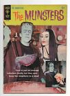 GOLD KEY COMICS THE MUNSTERS 1 1964 TV PHOTO COVERS