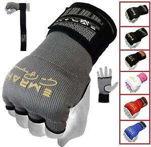 EMRAH MMA Boxing Hand Wraps Inner Gloves Fist Protector Muay Thai Mitts Bandages