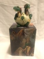 Myths And Legends Dragon Twins Egg Hatchling Summit Collection Figure