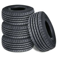 4 LionHart Lionclaw HT 245/60R18 105V All Season Highway SUV CUV Truck A/S Tire