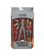 Hasbro Marvel Legends Black Widow Gray Costume Walmart Exclusive Preorder