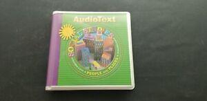 Scott Foresman Social Studies Audio Text CD Set + Teacher Resources CD Rom NEW