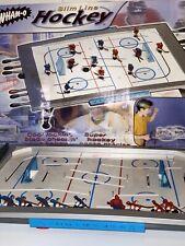 Vintage Wham-O Hockey Slim Line 2003 Table Top Game  41006