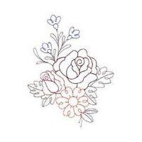 OESD Embroidery Machine Designs CD QUILTING GARDEN