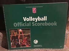 Cramer Volleyball Scorebook    NFHS    BRAND NEW