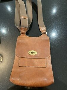 Mulberry Anthony Messenger Bag - Tan - excellent condition