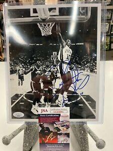 Dennis Rodman Signed Autographed 8x10 Photo JSA Authenticated