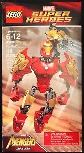 LEGO 4529 Avengers Iron Man Marvel Super Heroes Building Toy BNIB